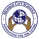 Monroe City School Board Logo