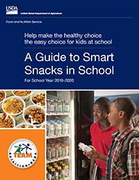 USDA Smart Snacks Guide Cover